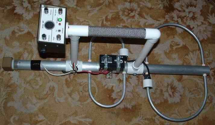Самодельный глубинный металлоискатель своими руками 95